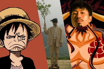 """Mượn lời """"Trốn Tìm"""" của Đen Vâu, các fan One Piece thi nhau chế lời Luffy và trò chơi tử thần trước Tứ Hoàng Kaido"""