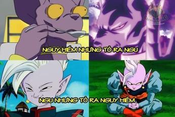 """Tìm hiểu về """"vũ trụ tấu hài"""" trong Dragon Ball Super, toàn những """"nghệ sĩ nhân dân"""" góp mặt"""