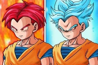 """Dragon Ball: Giật mình khi thấy Krillin """"hóa"""" Super Saiyan, CĐM nhận xét dù có mạnh hơn nhưng mặt anh trọc vẫn """"tấu hài"""" quá!"""