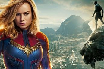 MCU tung teaser nhá hàng loạt dự án điện ảnh sắp ra mắt: Ý nghĩa sau tựa đề phim Captain Marvel và Black Panther