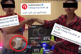 """CĐM quốc tế không thể tin nổi với """"vết mổ trên bụng mua VGA"""", lên cả Reddit và sang đến tận các nước Ả Rập"""
