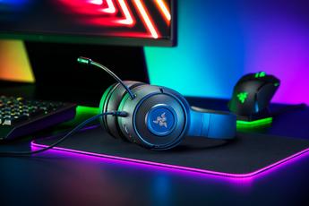 Tai nghe gaming siêu chất, nhẹ như bay: Razer Kraken V3 X
