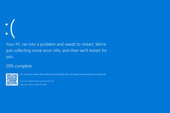 Tự động cập nhật Windows 10 lại khiến người dùng khóc hận, máy AMD cài xong là dính ngay màn hình xanh chết chóc