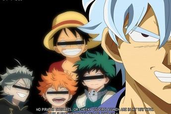 """Top 7 """"thánh tấu hài"""" nổi tiếng nhất trong anime, đâu là cái tên khiến bạn cười nhiều nhất?"""