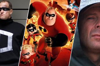 The Incredibles và các tác phẩm lấy đề tài siêu anh hùng vào những năm 2000 không có nguồn gốc từ comic