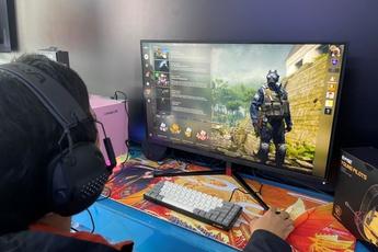 Màn hình gaming thương hiệu Việt chinh phục game thủ