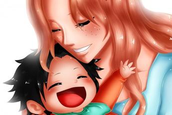 Các fan One Piece tranh cãi dữ dội về giả thuyết mẹ Ace ăn trái ác quỷ Cao Su để có thể mang thai 2 năm