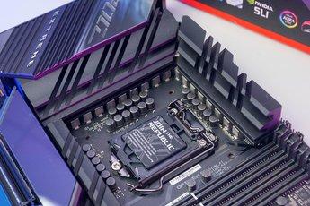 Đập hộp mainboard ASUS Maximus XIII Extreme: 25 triệu, hàng khủng siêu cấp vô địch