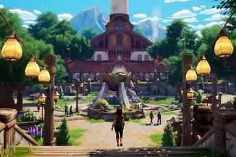 Truyền nhân của Genshin Impact bất ngờ xuất hiện, có đồ họa đẹp mắt, thế giới mở rộng lớn