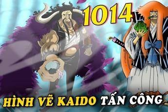 Soi những chi tiết thú vị trong One Piece chap 1014: Kanjuro và vở bi kịch cuối cùng (P.2)