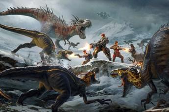 Xuất hiện tựa game bắn khủng long, sinh tồn trong thời tiền sử cực cuốn, hứa hẹn sẽ là siêu phẩm trong thời gian tới đây