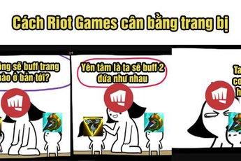 LMHT: Nhân viên Riot thừa nhận sẵn sàng bỏ qua việc cân bằng game để buff cho các item vốn đã bá đạo