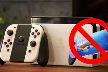 Cộng đồng game thủ tỏ ra thất vọng với phiên bản Nintendo Switch OLED mới