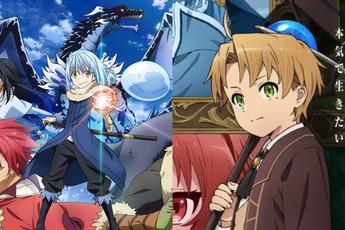 Top 10 Light novel Isekai hấp dẫn nhất khiến bạn đi đọc lại không chán