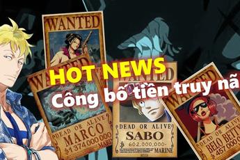Tất tần tật về những hé lộ động trời có trong One Piece Vivre Card 14, tâm điểm là tiền truy nã của Marco