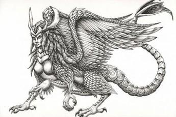8 quái vật quyền lực nổi tiếng trong thần thoại khắp thế giới (P.2)
