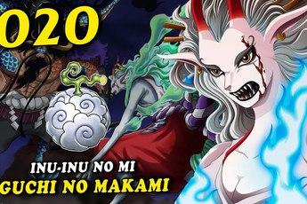 One Piece: Tìm hiểu về trái ác quỷ Zoan thần thoại Ooguchi No Makami mà Yamato sở hữu