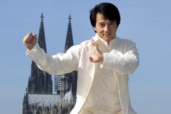 Thành Long không chỉ là biểu tượng võ thuật Trung Hoa mà còn là cảm hứng sáng tác cho nhiều mangaka nổi tiếng