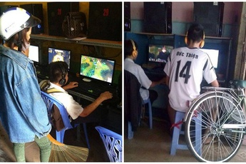 Mất xe, bị gank và những nỗi ám ảnh đầy hoài niệm của game thủ Việt ngày xưa chơi net cỏ, giới trẻ bây giờ đố mà hiểu được