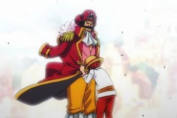 One Piece: Ngày ấy rốt cuộc