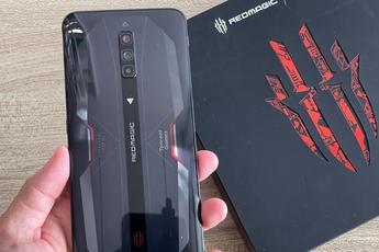 Mở hộp Red Magic 6R, điện thoại chơi game giá rẻ hot nhất thị trường