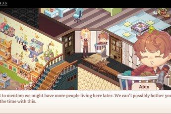 Trải nghiệm Kawaii Mansion, game mô phỏng thiết kế nội thất độc đáo siêu cute