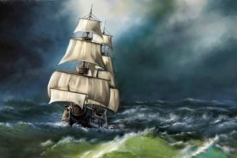 Số phận các thuyền viên trên tàu Mary Celeste, bí ẩn hơn 135 năm chưa có lời giải