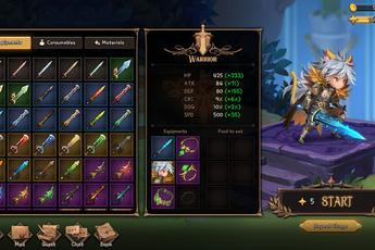 Nine Chronicles - Game NFT đầu tiên xuất hiện trên Steam, cày coin giống Axie Infinity