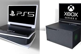 Mở hộp màn hình di động biến PS5 thành máy chơi game xách tay