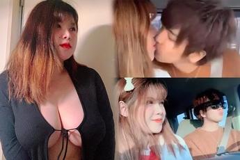 """Đã có bạn trai, """"hot girl ngực khủng"""" vẫn công khai bán ảnh nóng trên web 18+"""