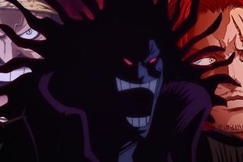 """5 kẻ thù cuối cùng của Luffy tại cuối One Piece, """"trùm cuối"""" gọi tên một huyền thoại tưởng chừng đã chết?"""