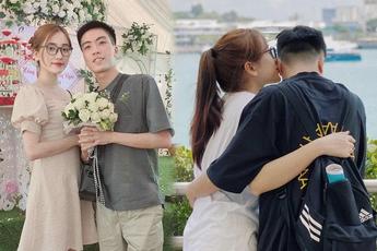 """""""Chia tay"""" người yêu trước lễ kỷ niệm, bạn gái Xuân Bách trải lòng, được """"mẹ chồng"""" động viên hết cỡ"""