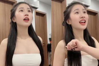 """Bị anti-fan chê không """"khép được miệng"""", hot girl Tiểu Hí có màn đáp trả đầy mạnh mẽ"""