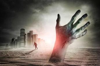 Sự bùng phát của zombie nếu có thật sẽ khủng khiếp như thế nào? Sau 100 ngày, chỉ còn lại 181 người sống trên Trái Đất!