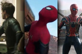 Soi trailer mới của Spider-Man: Đúng là đa vũ trụ, đếm sương sương cũng đã có ít nhất 5 phản diện đến từ các thực tại khác