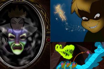 """5 thuyết âm mưu """"đục khoét tuổi thơ"""" ở phim Disney: Peter Pan là sát nhân hàng loạt, mẹ ghẻ Bạch Tuyết mắc bệnh tâm thần?"""