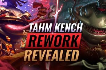 Cẩm nang Tahm Kench đường trên - Con quái vật một thời giờ đã trở lại nhờ ơn Riot