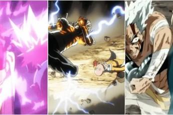 One Punch Man: Top 5 trận đấu được đánh giá thú vị nhất trong anime, cặp thầy trò Saitama tấu hài vô đối