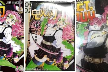 """Những màn """"che chắn"""" cực khó đỡ khi manga Nhật xuất bản ở nước ngoài, fan truyện tranh cười rớt hàm"""