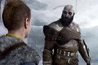 """God of War Ragnarok có thể là """"dấu chấm hết"""" cho chiến thần Kratos"""