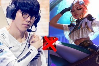 """TheShy bất ngờ bị """"boy one champ"""" Qiyana số 1 siêu máy chủ Trung Quốc phàn nàn là lên đồ như rank thấp"""