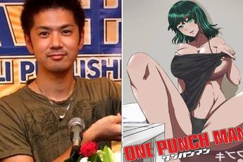Tác giả One Punch Man chia sẻ: Tôi thích những người phụ nữ trưởng thành như Fubuki, càng ngày càng thích vẽ ngực