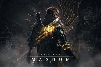 Project Magnum, game bắn súng co-op chiến đấu với các sinh vật khổng lồ