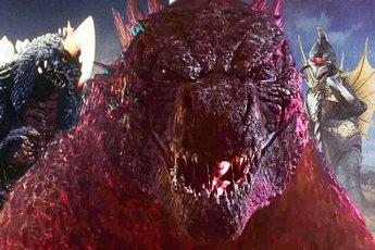 Biollante và dàn quái thú tiềm năng để trở thành đối trọng tiếp theo của Godzilla trong MonsterVerse