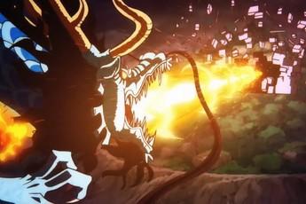 """One Piece: Tuyệt kỹ """"Boro Breath"""" của Kaido đánh đâu trượt đấy, Tứ Hoàng cũng chỉ """"tấu hài"""" mà thôi"""