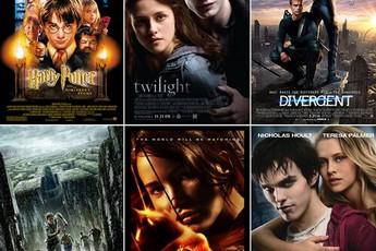 """Những tựa phim chuyển thể thành công nhất Hollywood, """"ăn khách"""" không kém tiểu thuyết gốc"""