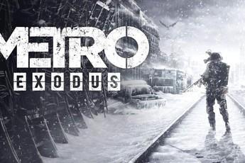 Game bắn súng sinh tồn hậu tận thế Metro Exodus sắp có Việt Hóa 100%