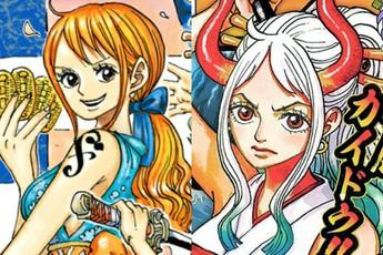 Các fan One Piece chỉ trích tác giả Oda cẩu thả trong việc tạo hình nhân vật Yamato vì quá giống Nami?