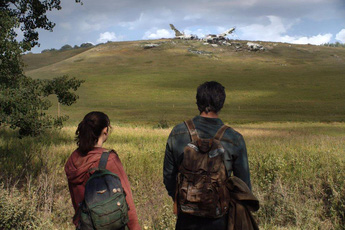 Hình ảnh thực tế đầu tiên của bộ phim truyền hình The Last of Us do HBO sản xuất