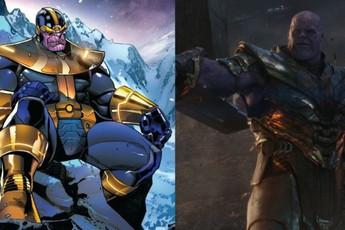 6 nhân vật phản diện trong truyện tranh Marvel trở nên tốt hơn trong MCU